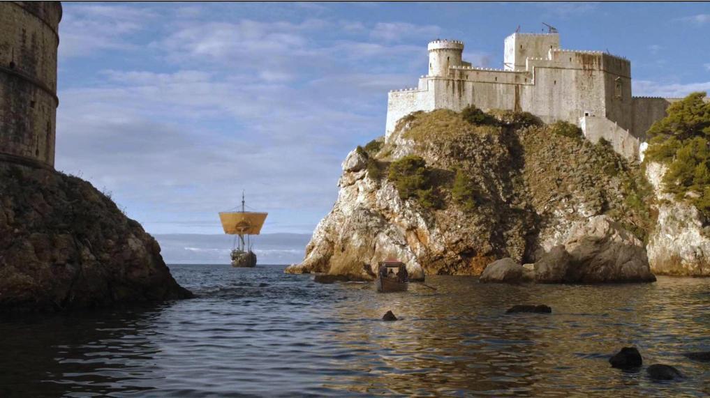 Ruta 'Juego de Tronos': Dubrovnik convertido en Desembarco del Rey