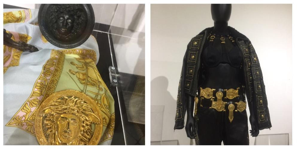 Versace en Nápoles y en Hollywood a los 20 años de su muerte
