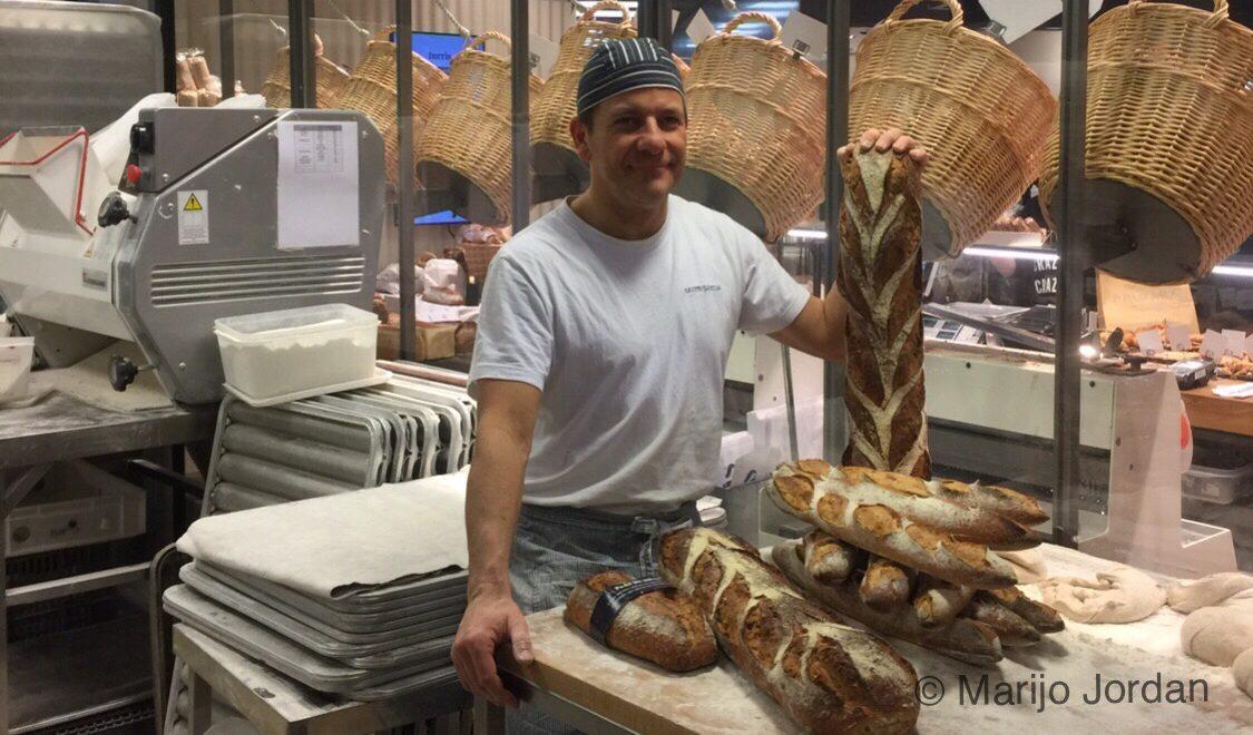 Xavier Barriga, una década al frente de Turris, nos cuenta la evolución del pan que comemos