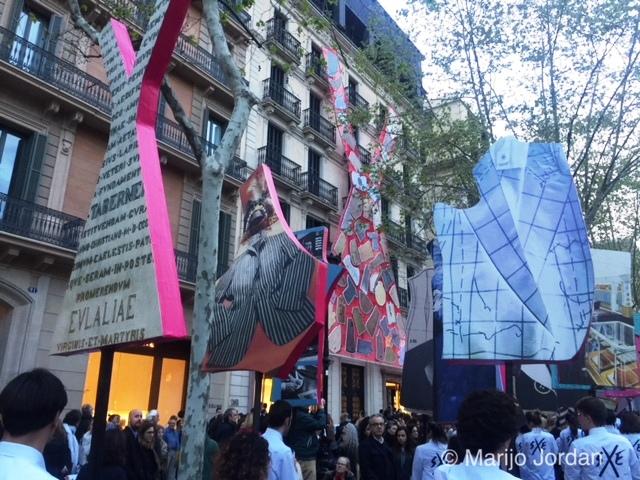 Santa Eulalia celebra sus 175 años con procesión y mapping de Miralda
