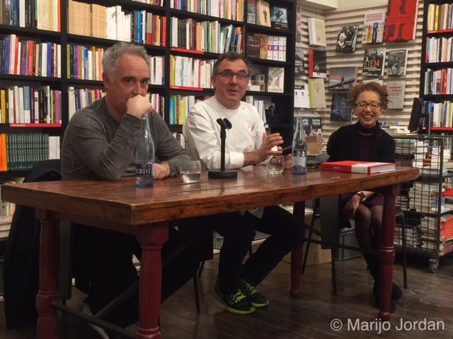 El libro del Dos Palillos, el mejor asiático occidental para Ferran Adrià