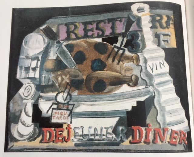 La cocina de Picasso