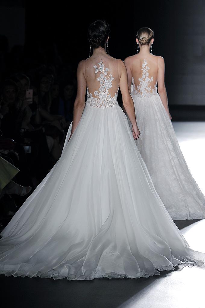 Rosa Clará Barcelona Bridal Fashion Week 28ª edición