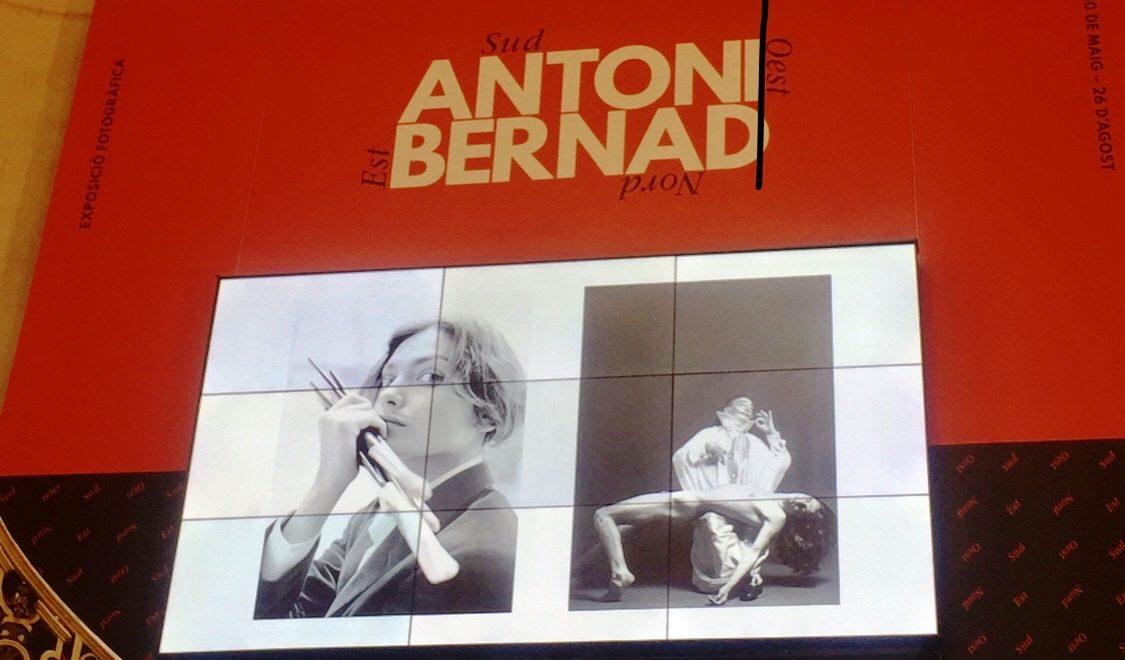 Antoni Bernad, el fotógrafo que ama a las mujeres, en el Palau Robert
