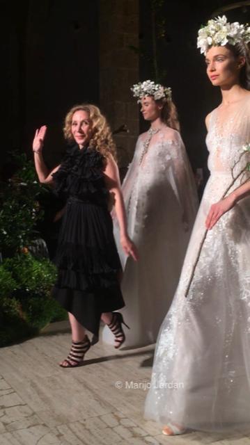Reem Acra Barcelona Bridal Fashion Week 28ª edición