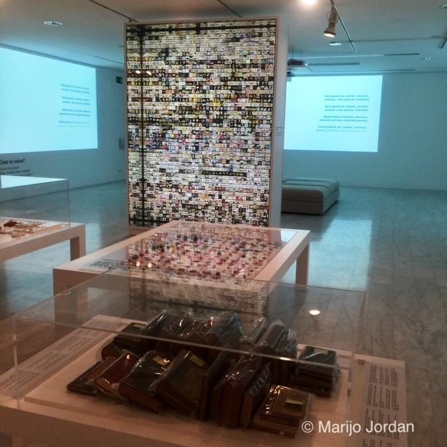 Sala de Ferran Adriá en La cocina de Picasso