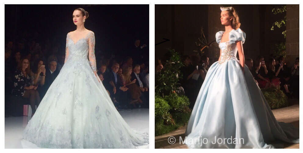 Momentos Frozen Barcelona Bridal Fashion Week 28ª edición